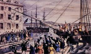 why was the boston tea party significant independence day