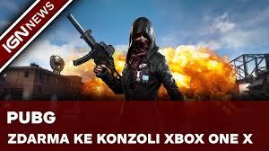 pubg ign pubg jako dárek k xbox one x ign news youtube