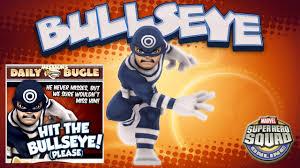 Seeking Bullseye Squad Captain America In Hit The