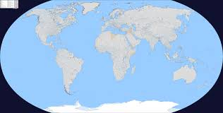 Blank Map World Map by Page 209 Of 578 World Map Plain Colours Greece On The Map
