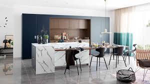aménagement cuisine avec ilot central cuisine en image
