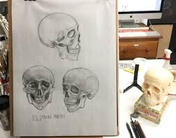 portrait and figure drawing online classes and resources reviewed