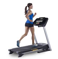 gold u0027s gym 420 treadmill with spacesaver design and heart rate