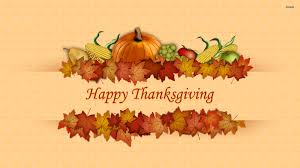 happy thanksgiving day background 1555