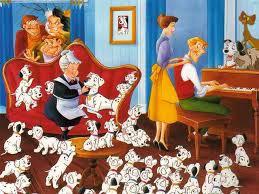 101 dalmatians cartoon image galleries