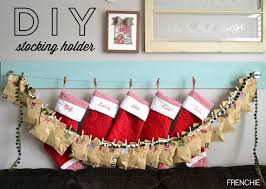 Christmas Stocking Decorations Christmas Diy Stocking Decorations My Web Valueistmas Decorating