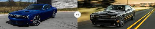 Dodge Challenger Sxt - 2017 dodge challenger sxt vs 2017 dodge challenger r t what u0027s