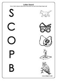 letter and sound a to z worksheets teachers printables beginning