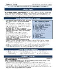 Sample Resume For Sap Mm Consultant by Ehs Resume Resume Cv Cover Letter