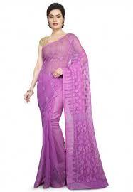 dhakai jamdani saree online buy jamdani sarees and jamdani silk sarees online utsav fashion