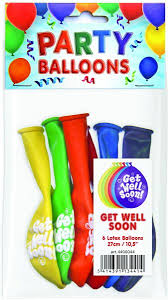 get well soon balloons get well soon balloons price review and buy in dubai abu dhabi