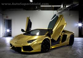 gold cars project au79 u201d gold chrome wrap on a lamborghini aventador on deco