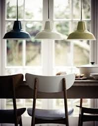 Lighting For Dining Room Table Beacon Lighting Croft 1 Light Metal Pendant In Ash With Brushed