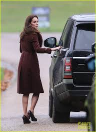 bucklebury middleton house catherine duchess of cambridge attends church on christmas day on