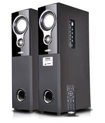home theater system delhi ncr buy oscar osc 16600bt 2 0 tower speakers with bluetooth karaoke
