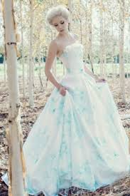 blue wedding dress cheap blue wedding dress uk online sale vividress