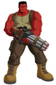 red hulk hulk agents wiki fandom powered