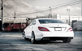 cls mercedes amg mercedes cls class cls63 amg white fall base