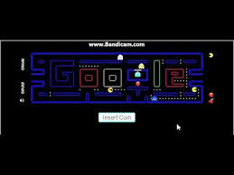 doodle pacman let s play some pac multiplayer doodle