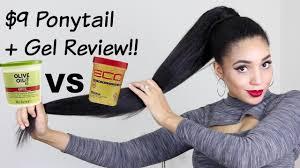 yaki pony hair styles 9 yaki ponytail on natural hair olive oil gel vs eco styler