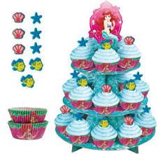 little mermaid cake supplies little mermaid cupcake u0026 cookie