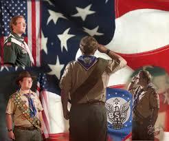 Eagle Scout Flag Eagle Scout Portraits Sutton Photography