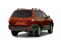 used hyundai santa fe denver used 2002 hyundai santa fe 2 7l v6 for sale in denver co