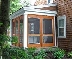 How To Design A Sunroom Best 25 Screen Porch Kits Ideas On Pinterest Slide Screen