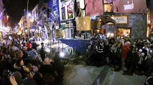 dublin city halloween galway macnas halloween parade 2015 youtube