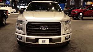 Ford F150 Truck Hats - 2016 ford f 150 2 7l ecoboost 4x4 exterior 2016 chicago auto show
