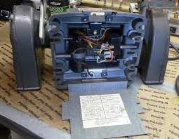 Dayton Bench Grinder Manual Vintage Craftsman