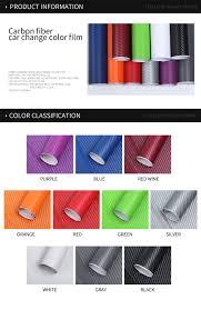 aliexpress com buy car sticker 3d carbon fiber vinyl car wrap