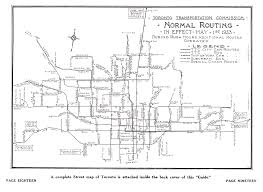 Map Of Toronto Ttc System Maps Transit Toronto Content