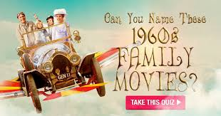 can you name these 1960s family movies u2013 quizly