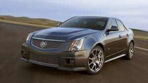 depreciation appreciation cadillac cts v 2009 2015 news