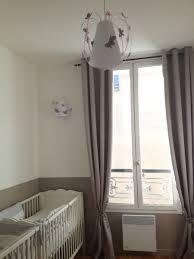 tenture chambre bébé rideau pour chambre bb gallery of bleu color crayons enfants