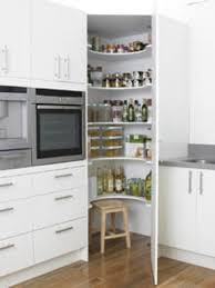 How To Install A Pantry Cabinet The 25 Best Corner Cabinet Kitchen Ideas On Pinterest Cabinet