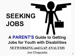 Seeking Parents Guide Parent S Guide Get For Youth With Disabilities