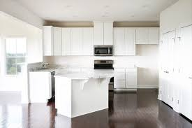 How To Install Kitchen Island How To Add Custom Trim To A Kitchen Island Just A And Her Blog