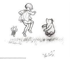 aa milne u0027s winnie pooh photograph