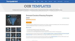 the best collection of demand creation planning templates by