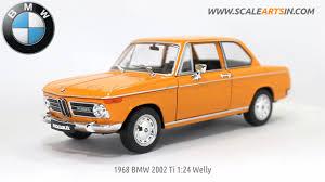 bmw 2002 model car bmw 2002 ti 1 24 welly diecast scale arts india model