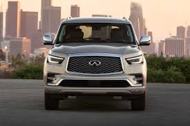 infiniti car qx80 supersized suv infiniti qx80 gets a makeover for 2018 by car magazine
