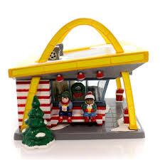 dept 56 halloween retired mcdonald u0027s mcdonalds restaurant dept department 56 snow village ebay
