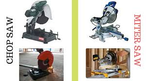 compound miter saw vs table saw knowing the difference between a chop saw and a miter saw