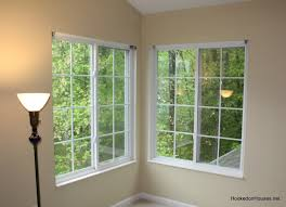 Home Decor Trims Corner Windows Before Trim Hooked On Houses