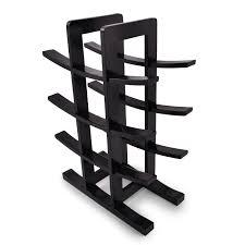 sorbus wine rack stand bamboo wine rack holds 12 sorbus