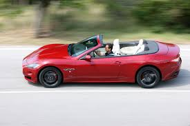 maserati grancabrio sport maserati launches 450hp grancabrio sport new gallery with 55 photos