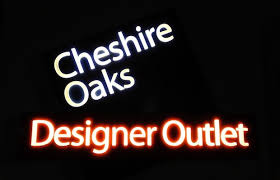shopping u0026 fashion cheshire oaks christmas light switch on so