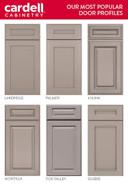 pictures of kitchen cabinet door styles cardell cabinetry has kitchen cabinet door styles for every